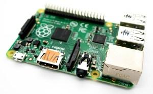 Hardworking.com Raspberry.Pi2 - Robot Project