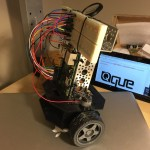 Self-Balancing Robot using Raspberry Pi 2