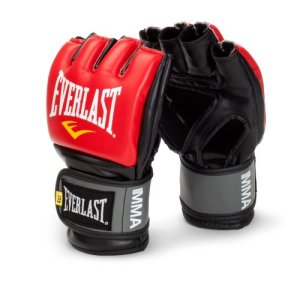 MMAW.com - Everlast Pro Style MMA Grappling Gloves