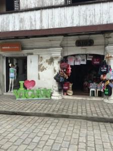 PhilippineTravel.com - Vigan Store. Photography by EM@QUE.COM
