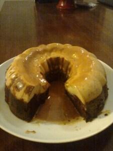 Que.com - Home made Chocolate Cake