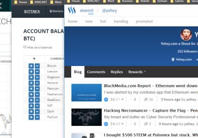 BlockMedia.com Report – Moving from Poloniex to Bittrex exchange.
