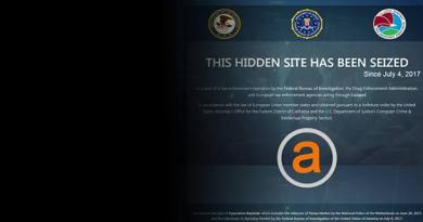 AlphaBay, the Largest Online 'Dark Market,' Shut Down