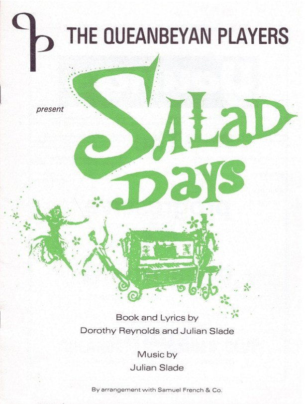1978 Salad Days