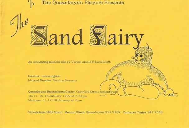 1997 The Sand Fairy