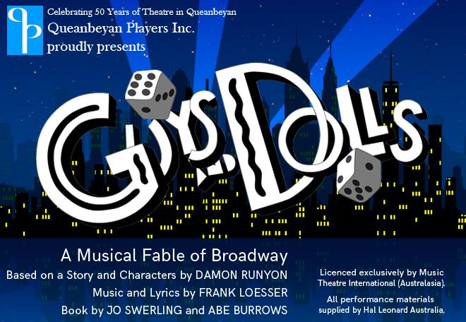 2017 Guys and Dolls Header