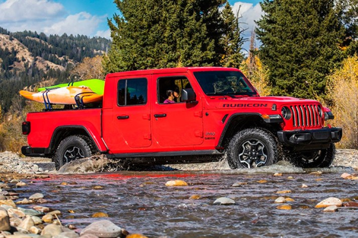 Jeep Gladiator EcoDiesel 2021, con más poder todoterreno – QueAutoCompro