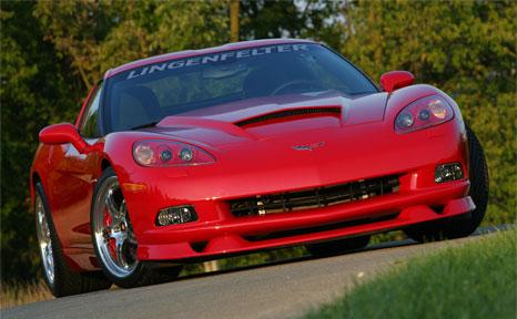 Chevrolet Corvette Lingenfelter Twin-Turbo