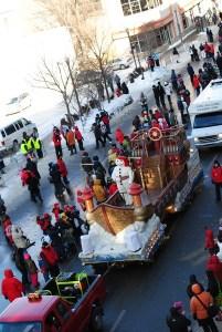 Bonhomme's Parade