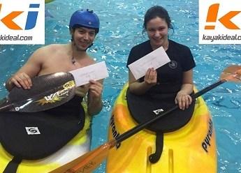 Bon début de saison offert par Kayak Ideal et Alexandre Léger