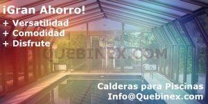 Calderas Biomasa para piscina Climatizada