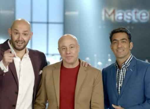 Lo que cobran los jurados de MasterChef por un saludo