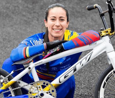 Mariana Pajón sorprende lejos de las pistas, estaría pedaleando en 'otros terrenos'