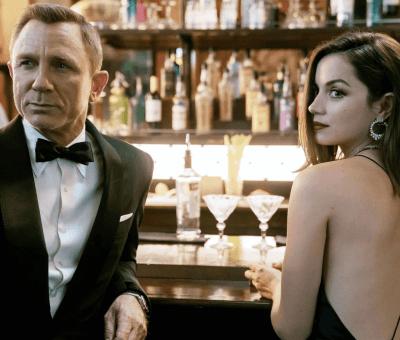 La anhelada nueva película de James Bond rompe taquilla en Estados Unidos