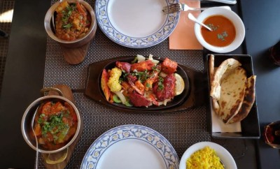 Comida en el Misbah