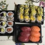 Mix de sushi Delicia Oriental