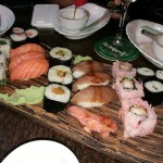 Tabla de sushis Maketto Sushi Bar
