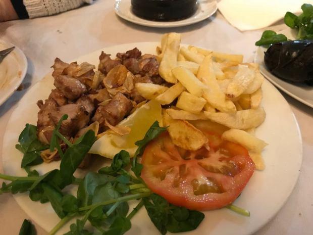 Carne de cochino