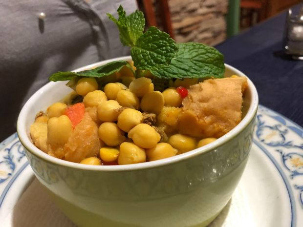 Comida canaria Qué comer en Gran Canaria garbanzos