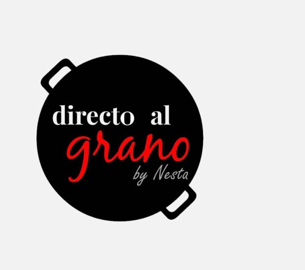 Logo directo al grano by Nesta