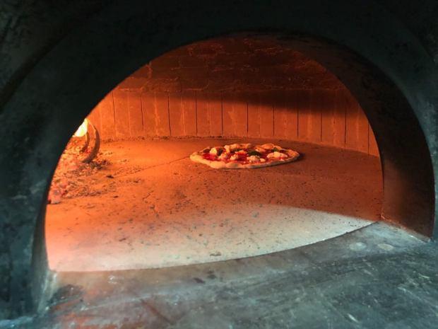 Horno pizza il vespino vecchio
