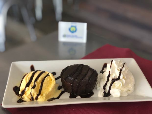Coulant de chocolate Magavi