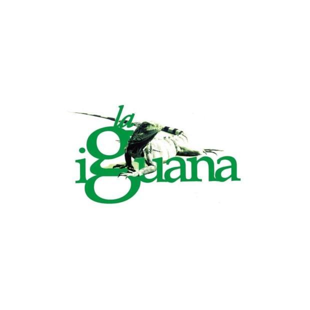 logo la iguana