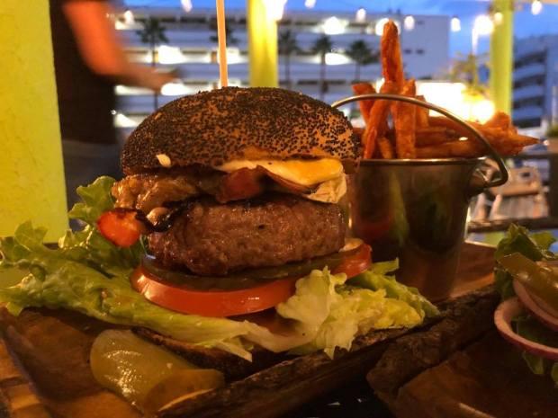 Roman´s burger the west end