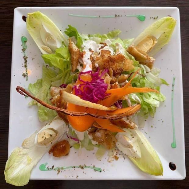 ensalada i parioli restaurante italiano las palmas