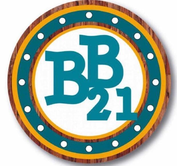 logo bahía blue 21 cc sotavento