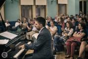 <h5>Jesse Davis en concierto en Huesca</h5><p></p>