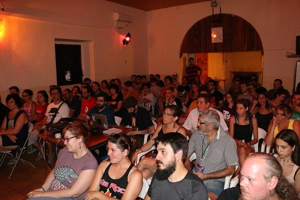 Público asistente al Obuxofest 2016