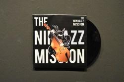 expo viñetas y vinilos huescomic ninjazz mission