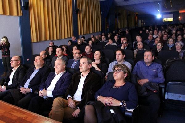 inauguración binéfar cine