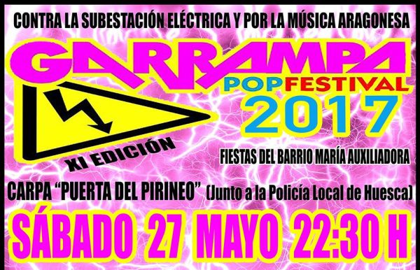 garrampa pop 2017