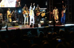 pirineos sur Youssou N'Dour Tinariwen