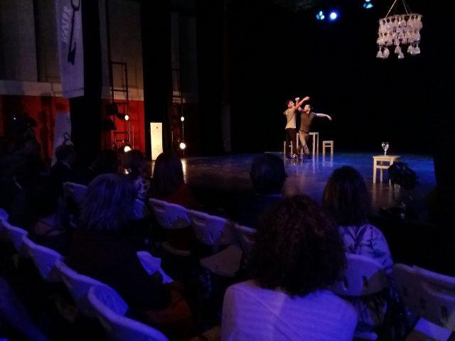 feria teatro danza huesca lamban