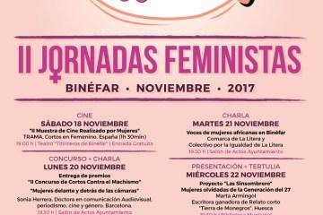 jornadas feministas binefar