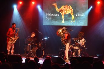 pirineos sur sons of kemet