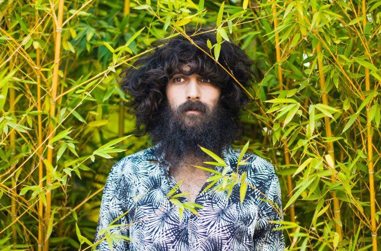 Morgan Ángel Stanich Rufus T. Firefly Benás Festival