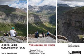 visitas guiadas geografía del monumento natural