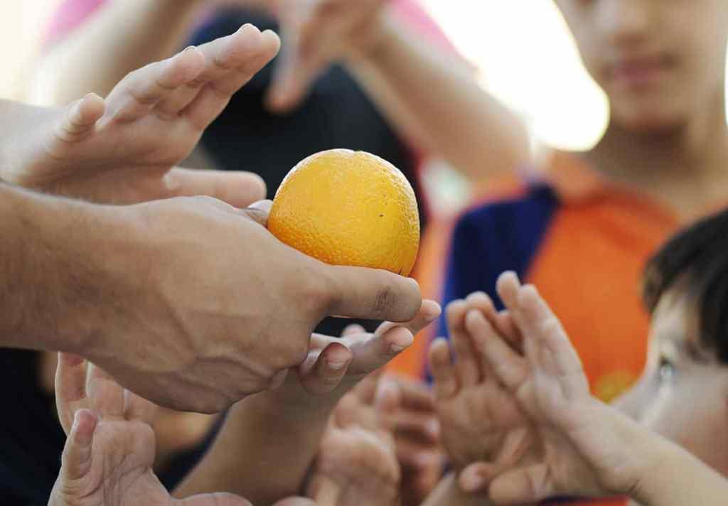 Día Internacional de la Caridad - 5 de Septiembre