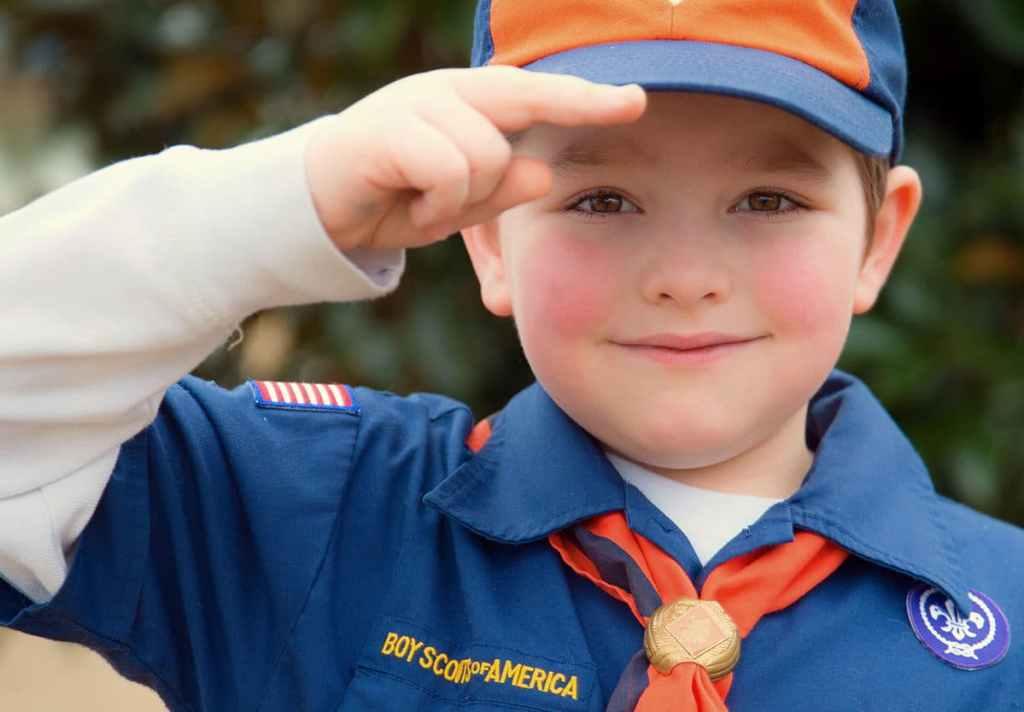 Día Nacional de los Boy Scouts - 8 de Febrero