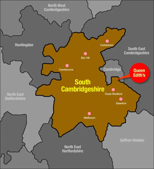 South Cambridgeshire Constituency