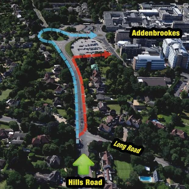 hills-road-addenbrookes