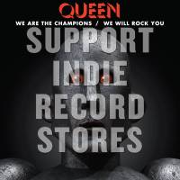 We Will Rock You/ We Are the Champions na Record Store Day