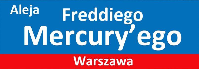 Aleja Freddiego Mercury'ego - petycja