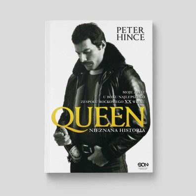 Queen. Nieznana historia wydanie 2 okładka