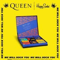 Happy Socks Queen w Polsce