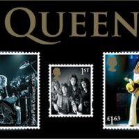 Seria znaczków z Queen